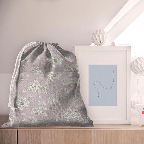 Aquitaine Rose Pyjama Bag
