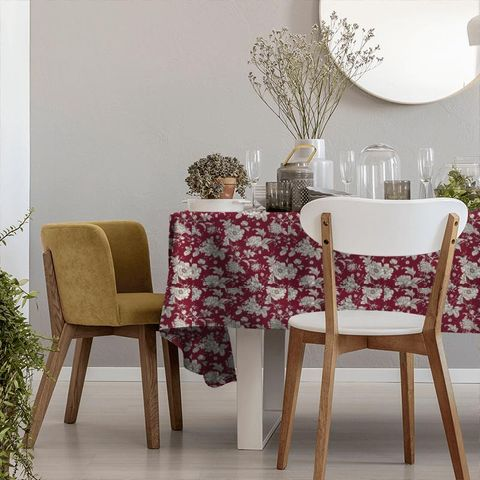 Aquitaine Rouge Tablecloth