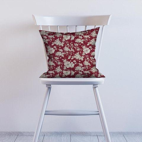 Aquitaine Rouge Cushion