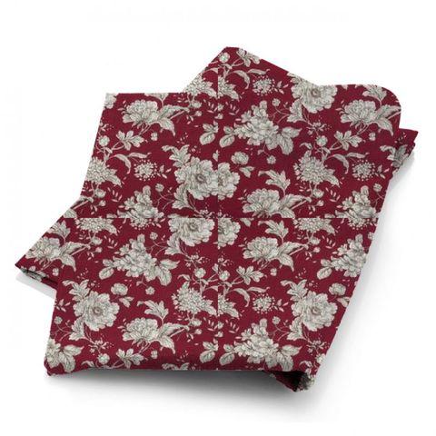 Aquitaine Rouge Fabric