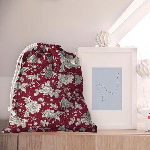 Aquitaine Rouge Pyjama Bag