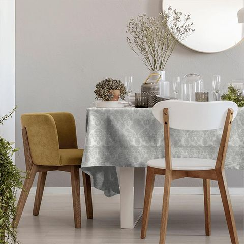 Ardenne Charcoal Tablecloth