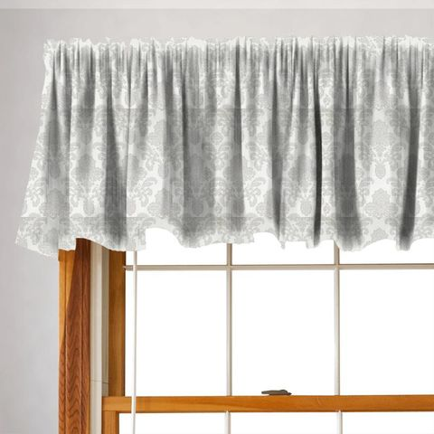 Ardenne Charcoal Valance