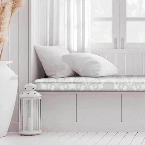 Ardenne Charcoal Box Cushion