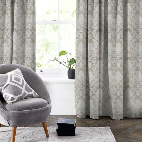 Ardenne Mink Made To Measure Curtain