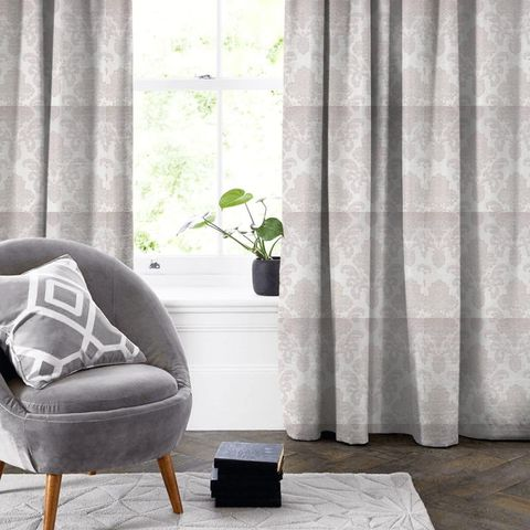 Ardenne Rose Made To Measure Curtain