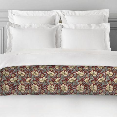 Art Deco Cherry Bed Runner