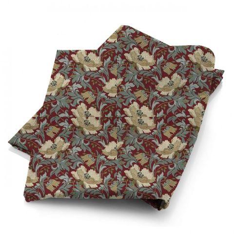Art Deco Cherry Fabric