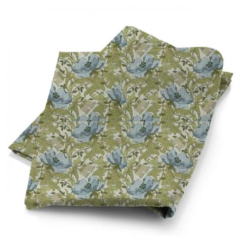Art Deco Cornflower Fabric