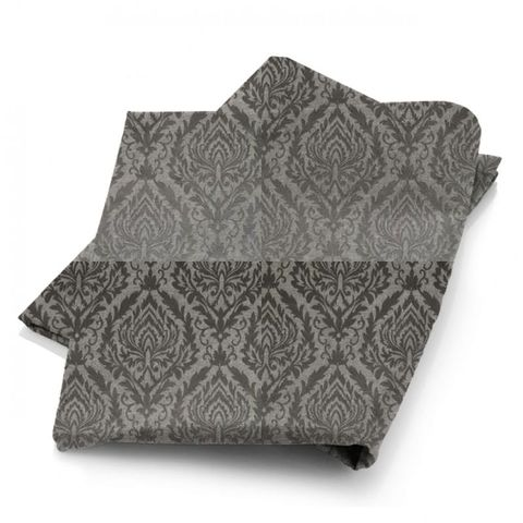 Auvergne Charcoal Fabric