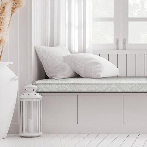 Auvergne Ivory Box Cushion