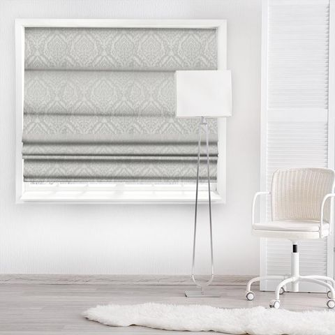 Auvergne Ivory Made To Measure Roman Blind