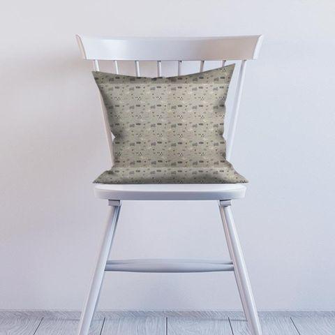 Baa Baa Charcoal Cushion