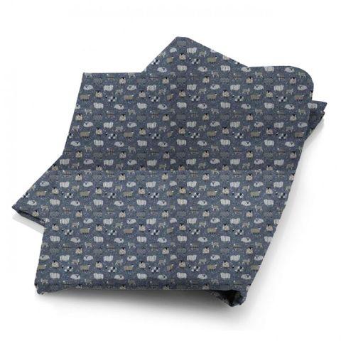 Baa Baa Denim Fabric