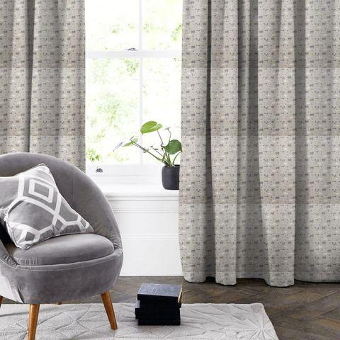 Baa Baa Lavender Made To Measure Curtain