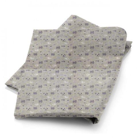 Baa Baa Lavender Fabric