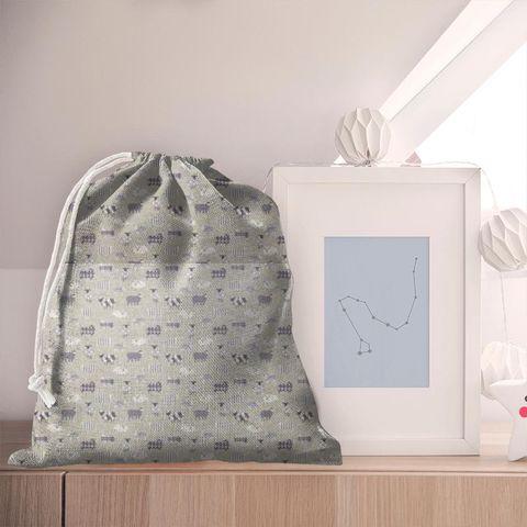 Baa Baa Lavender Pyjama Bag