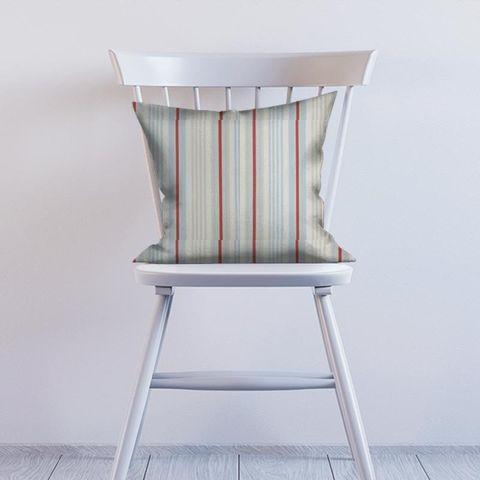 Beechwood Blue Cushion