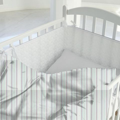 Beechwood Pastel Cot Duvet Cover