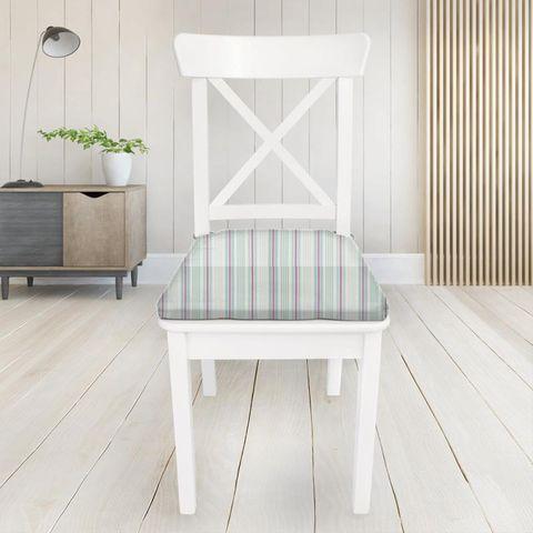 Beechwood Pastel Seat Pad Cover