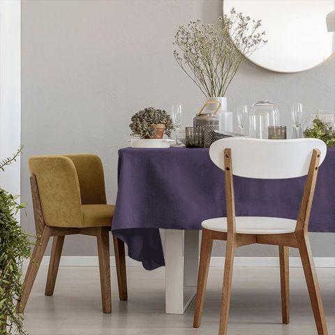 Belvoir Bilberry Tablecloth