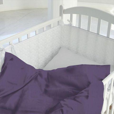 Belvoir Bilberry Cot Duvet Cover