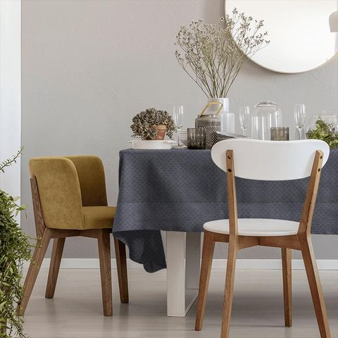 Contour Steel Tablecloth