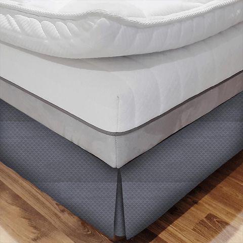 Contour Steel Bed Base Valance
