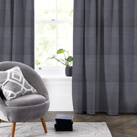 Contour Steel Made To Measure Curtain