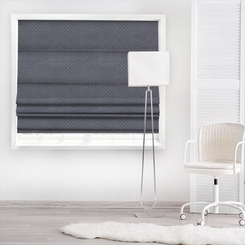 Contour Steel Made To Measure Roman Blind