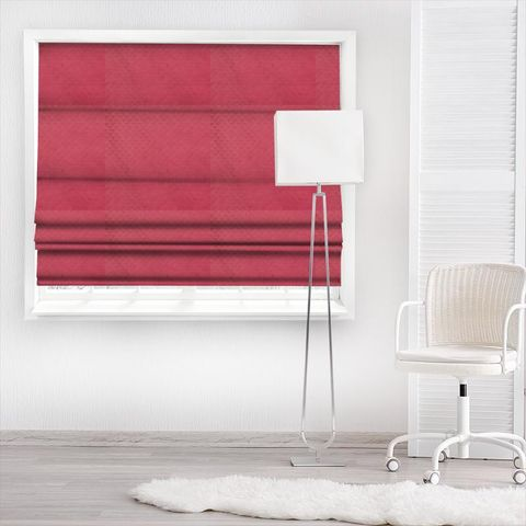 Contour Wine Made To Measure Roman Blind