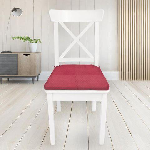 Contour Wine Seat Pad Cover