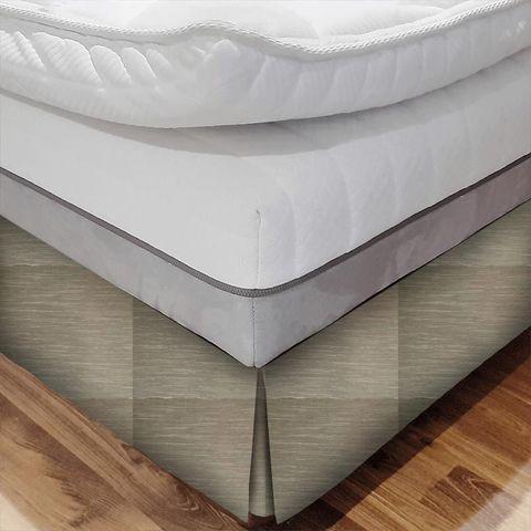 Dante Mink Bed Base Valance