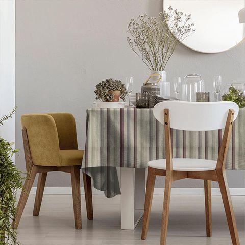 Driftwood Magenta Tablecloth