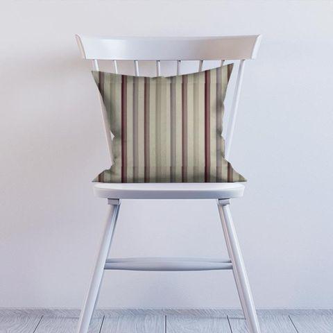Driftwood Magenta Cushion