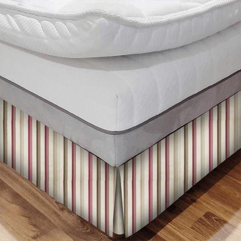 Driftwood Ruby Bed Base Valance