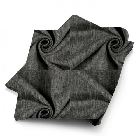 Star Charcoal Fabric