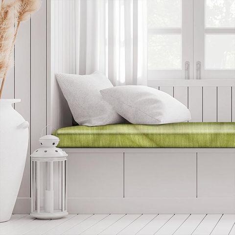 Moonlight Evergreen Box Cushion