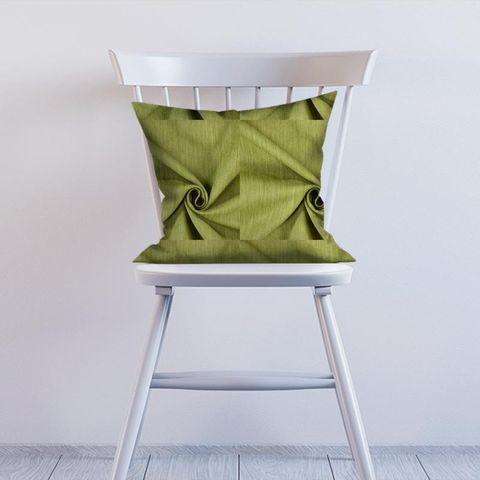 Moonlight Evergreen Cushion