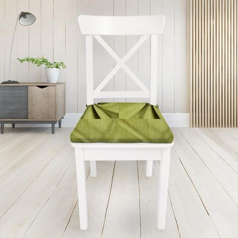 Moonlight Evergreen Seat Pad Cover