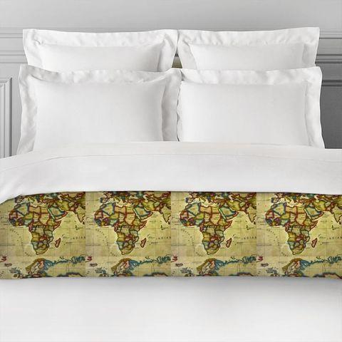 Atlas Antique Bed Runner