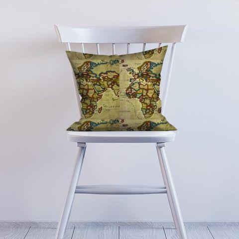 Atlas Antique Cushion