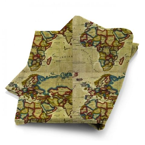 Atlas Antique Fabric