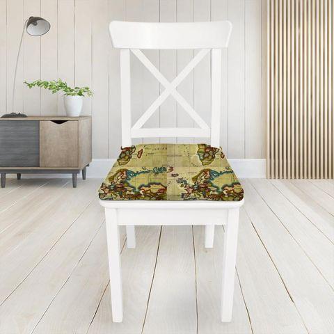 Atlas Antique Seat Pad Cover
