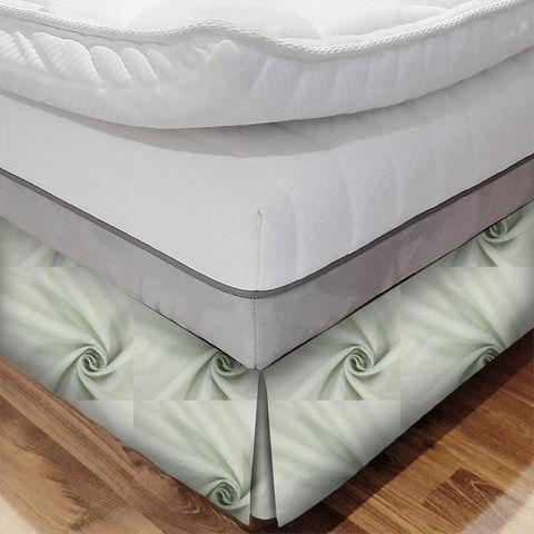Alaska Silver Bed Base Valance