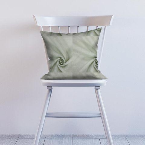 Alaska Silver Cushion