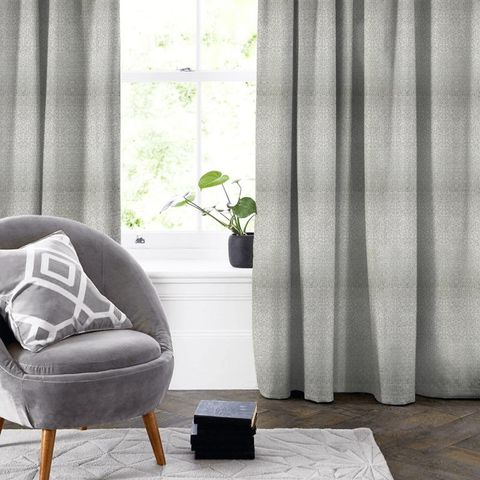 Tahoma Oyster Made To Measure Curtain