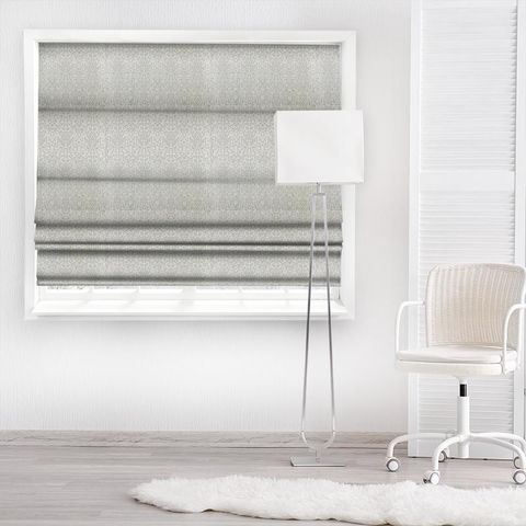 Tahoma Oyster Made To Measure Roman Blind