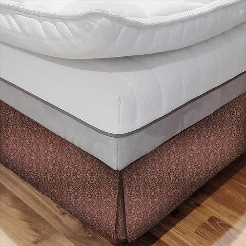 Tahoma Rustic Bed Base Valance