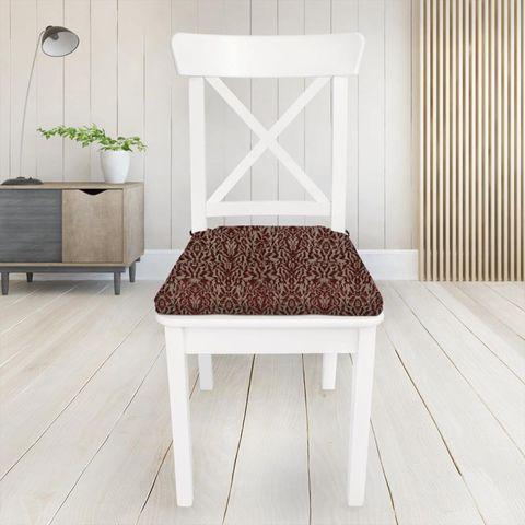 Tahoma Rustic Seat Pad Cover